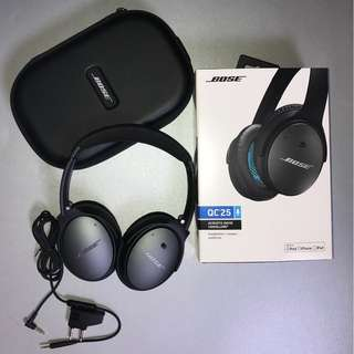 BOSE Headphone / Casque / Audifonos
