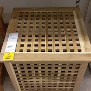 Ikea coffee table with big storage area 50x50x50cm