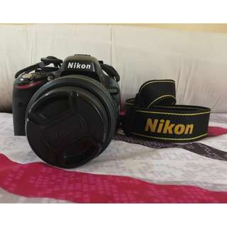 NIKON D5100 FOR SALE (RARELY USED)
