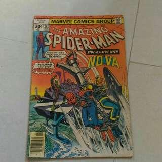 Marvel Spider-man comic