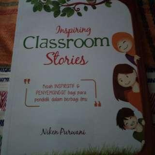 Buku inspiratif bagi pendidik