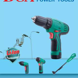 Affordable Power Tools