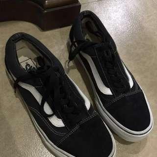 Vans Oldskool white/black
