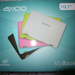 Laptop Notebook Axioo Pico Mybook 10 In