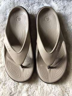 Authentic Crocs Slippers Size 10
