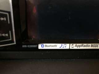 Pioneer AVH-X2850BT HeadUnit