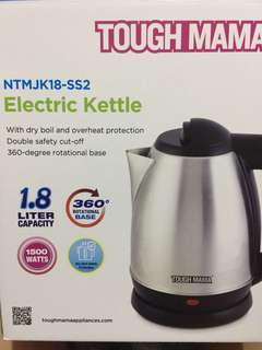 Electric Kettle - Tough Mama