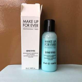 MAKE UP FOREVER Sens' eyes Waterproof Eye Cleanser