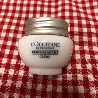 Loccitane whitening cream 8ml
