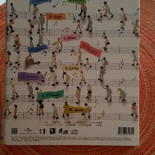 Eason Chan concert tour CD