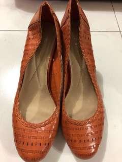 Andrew geller branded heels