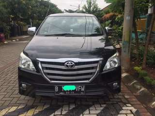 KIJANG INNOVA G/AT