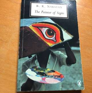 The Painter of Signs - R.K Narayan