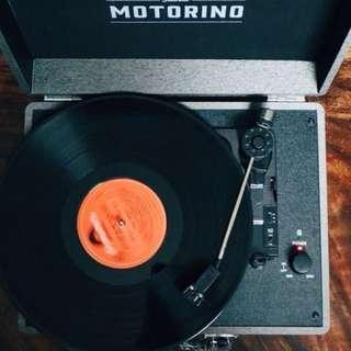 RUSH SALE: Satchmi Motorino MK II Turntable