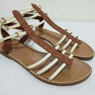 Louis Vuitton Key West Sandals 7.5