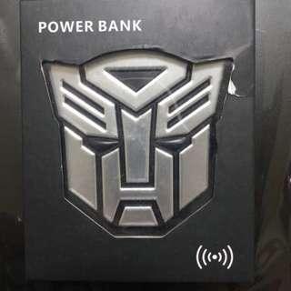 Transformer Powerbank wireless