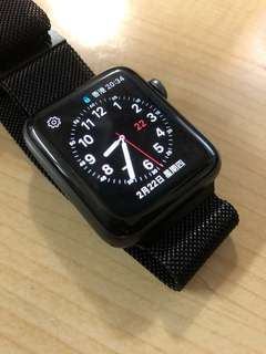 Apple watch 2 42mm Aluminum Nike ver.