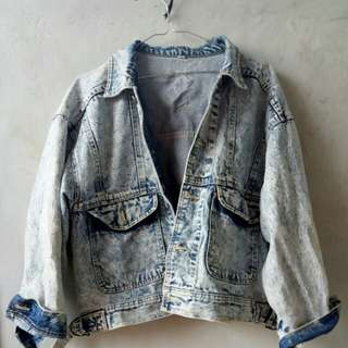 Reprice Jeans oversize jacket