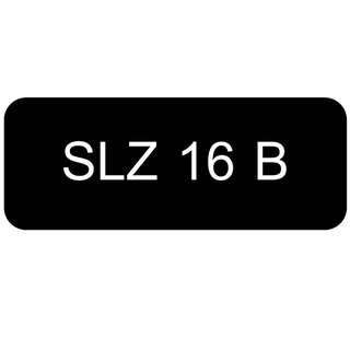 Car Number Plate for Sale: SLZ 16 B
