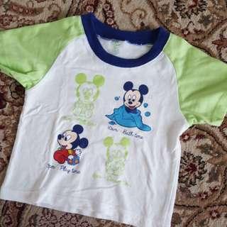 6-12M T Shirt Disney Baby