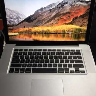 Apple MacBook Pro 15. The only one you should get. Great deal and fantastic value!