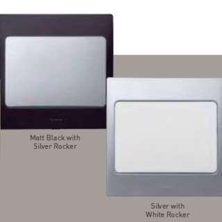 Legrand Luxury Black Switches & Sockets