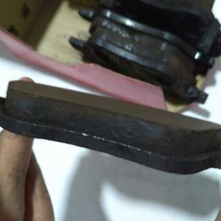 Proton Satria Neo Bendix Metal King Brake Pads