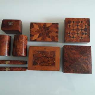 Rosewood collections