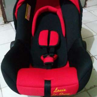 Carseat/Carrier Louis