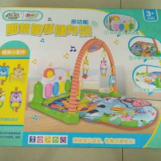 Baby Play Fitness Gym Activity Mats