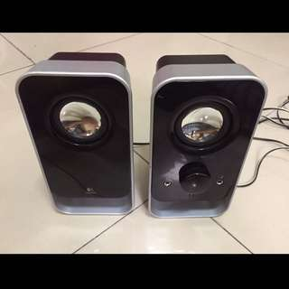Logitech LS11 Stereo Speaker System