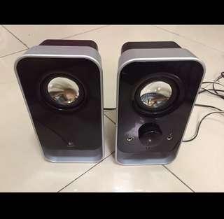 Logitech LS11 Stereo Speaker