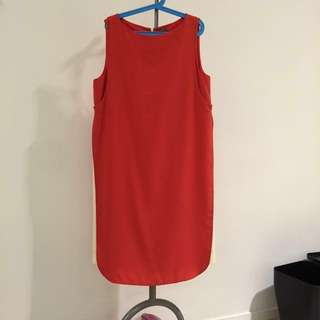 Calvin Klein One Piece Dress