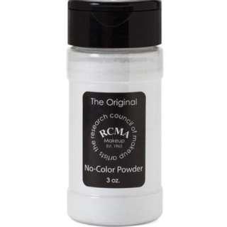 Authentic RCMA no colour powder