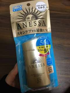 Anessa Perfect UV Sunscreen Skincare Milk 2018