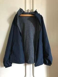 UNIQLO Reversible Jacket (Navy)