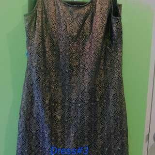 sleeveless dress by Zara