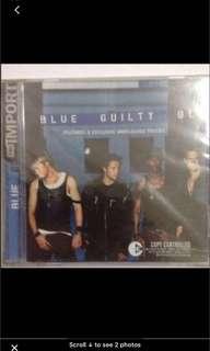 Cd box 1 - Blue Guilty