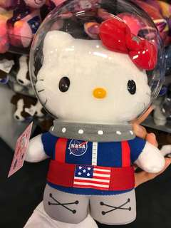 NASA x Hello Kitty crossover doll