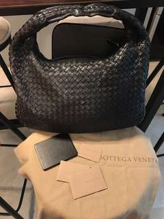 Bottega veneta INTRECCIATO NAPPA MEDIUM VENETA BAG