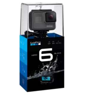 Brand New GoPro Hero 6 Black with 12 months warranty