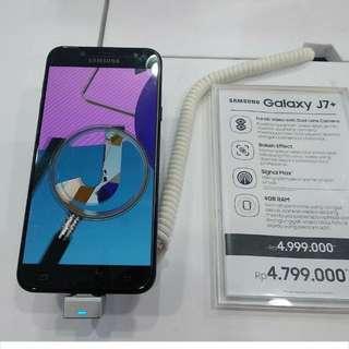 Samsung j7+ bisa dicicil cepat
