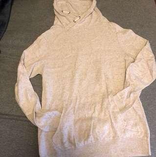 ZARA 大童152cm套頭高領針織上衣