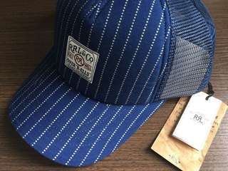 RRL / Double Ralph Lauren Cap (Blue)
