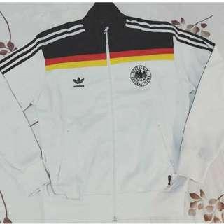 1974年世界盃足球賽德國隊復古運動外套
