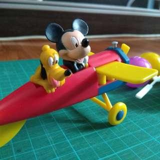 Disney mickey birthday cake topper