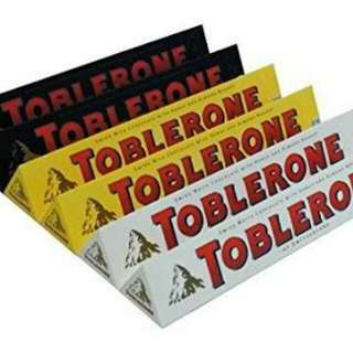 Toblerone 100grams