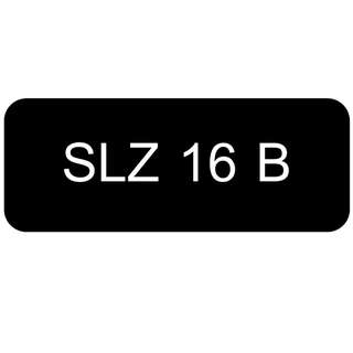 Car Number Plate for Sale: SLZ 16 B