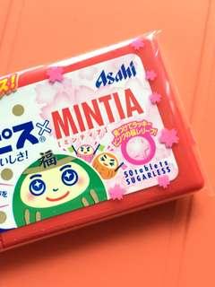 福MINTIA 薄荷糖特別版(連本地平郵)