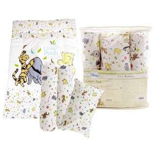 Baby Blanket Set Winnie the Pooh